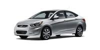 Hyundai New Accent RB Style 1.4 Ess 107 Ch 4 Portes vendus en Alg�rie
